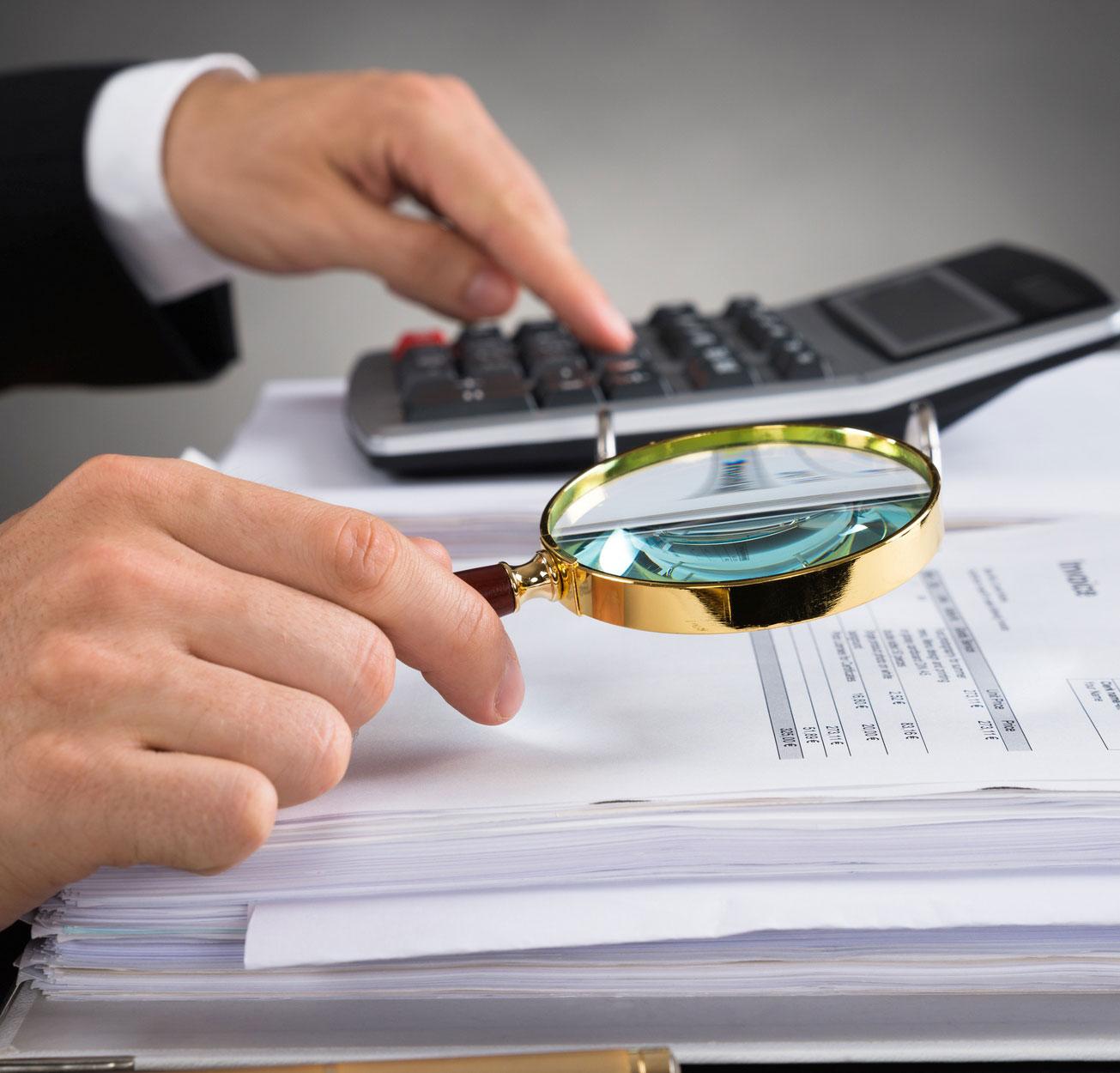 Revisione contabile e legale